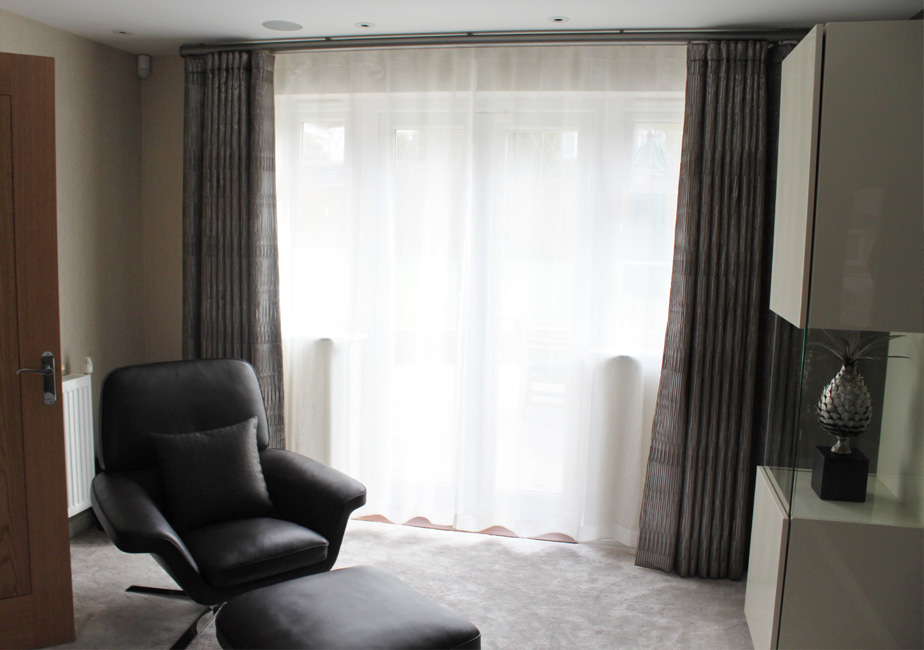 Amity Design Service Curtains Sevenoaks
