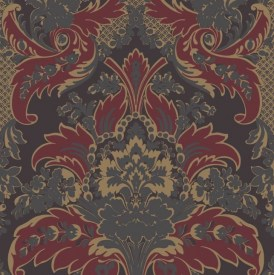 Cole and Son Albemarle Aldwych 94-5029 Red Grey