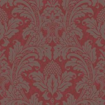 Cole and Son Albemarle Blake 94-6034 Red Brown